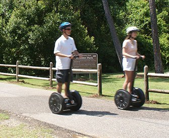 Coastal Segway Adventures Trail Info